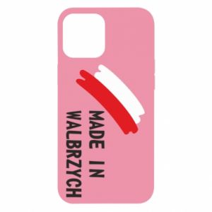 Etui na iPhone 12 Pro Max Made in Walbrzych