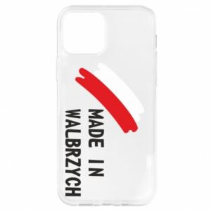 Etui na iPhone 12/12 Pro Made in Walbrzych