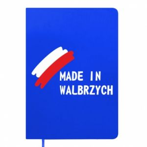 Notepad Made in Walbrzych