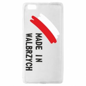 Huawei P8 Lite Case Made in Walbrzych