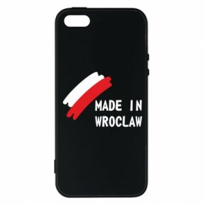iPhone 5/5S/SE Case Made in Wroclaw