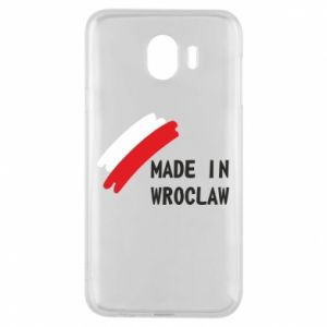 Samsung J4 Case Made in Wroclaw
