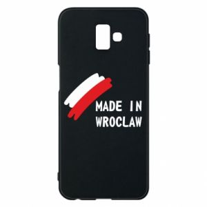 Samsung J6 Plus 2018 Case Made in Wroclaw