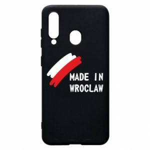 Samsung A60 Case Made in Wroclaw