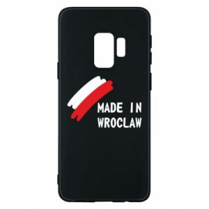 Samsung S9 Case Made in Wroclaw