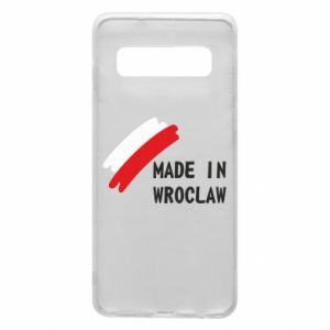 Samsung S10 Case Made in Wroclaw