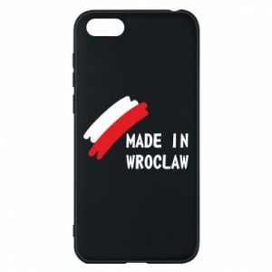 Huawei Y5 2018 Case Made in Wroclaw
