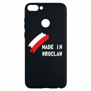 Huawei P Smart Case Made in Wroclaw