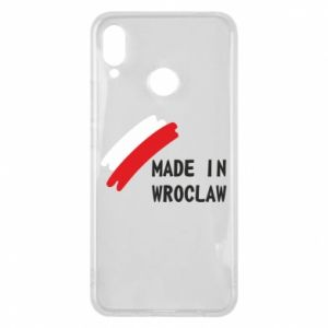 Huawei P Smart Plus Case Made in Wroclaw