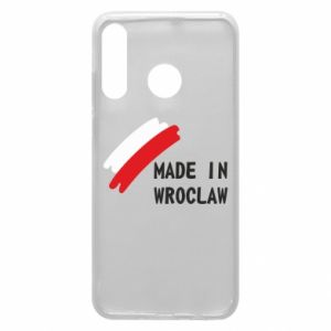Huawei P30 Lite Case Made in Wroclaw