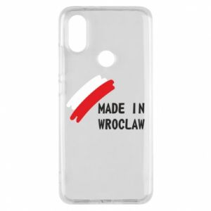 Xiaomi Mi A2 Case Made in Wroclaw