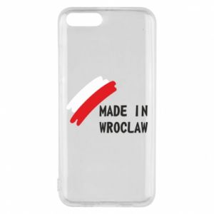 Xiaomi Mi6 Case Made in Wroclaw