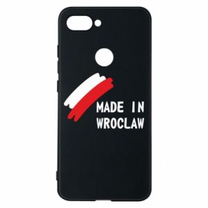 Xiaomi Mi8 Lite Case Made in Wroclaw