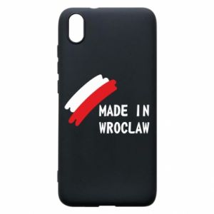 Xiaomi Redmi 7A Case Made in Wroclaw