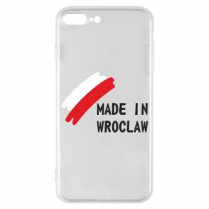 iPhone 7 Plus case Made in Wroclaw
