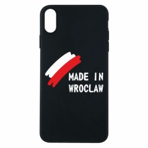 iPhone Xs Max Case Made in Wroclaw