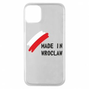 iPhone 11 Pro Case Made in Wroclaw
