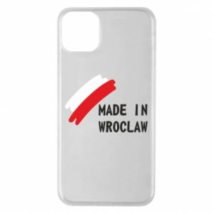 iPhone 11 Pro Max Case Made in Wroclaw
