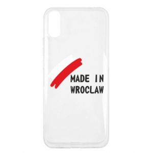 Xiaomi Redmi 9a Case Made in Wroclaw