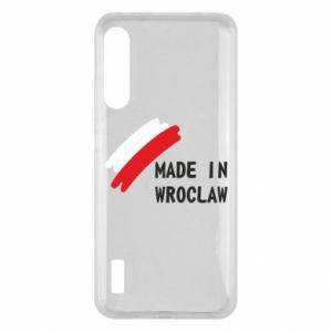 Xiaomi Mi A3 Case Made in Wroclaw