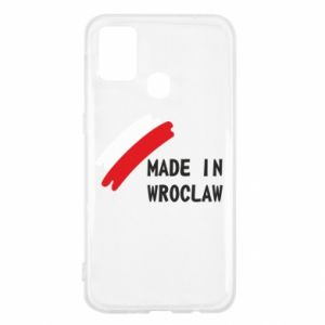 Samsung M31 Case Made in Wroclaw