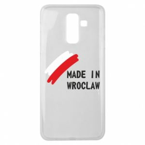 Samsung J8 2018 Case Made in Wroclaw