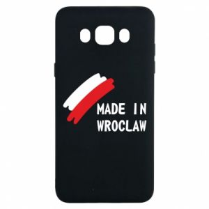 Samsung J7 2016 Case Made in Wroclaw