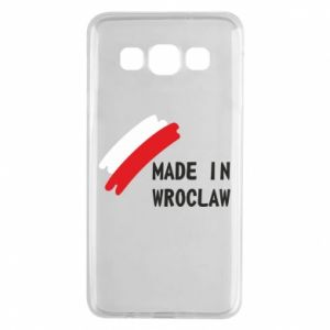 Samsung A3 2015 Case Made in Wroclaw