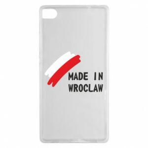 Huawei P8 Case Made in Wroclaw