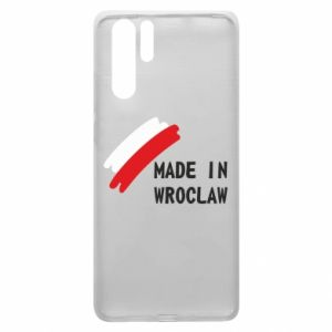 Huawei P30 Pro Case Made in Wroclaw