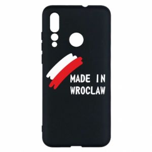 Huawei Nova 4 Case Made in Wroclaw