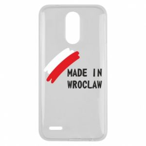 Lg K10 2017 Case Made in Wroclaw