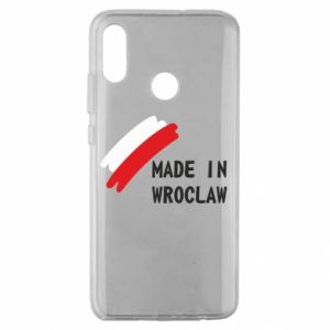 Huawei Honor 10 Lite Case Made in Wroclaw