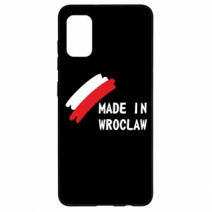 Samsung A41 Case Made in Wroclaw