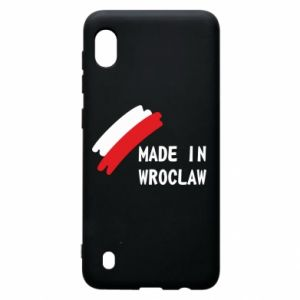 Samsung A10 Case Made in Wroclaw