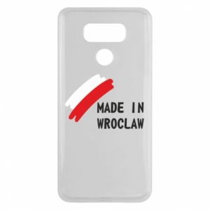 LG G6 Case Made in Wroclaw