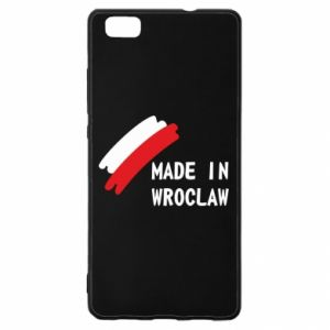 Huawei P8 Lite Case Made in Wroclaw