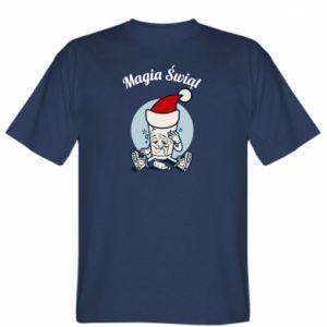 Koszulka męska Magia Świąt