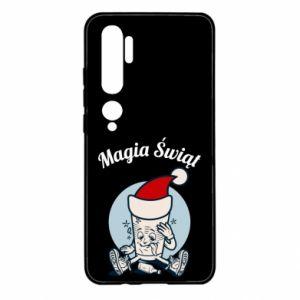 Etui na Xiaomi Mi Note 10 Magia Świąt