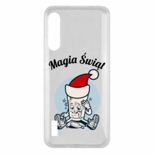 Etui na Xiaomi Mi A3 Magia Świąt