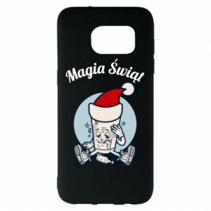 Etui na Samsung S7 EDGE Magia Świąt