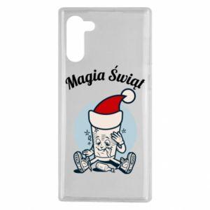 Etui na Samsung Note 10 Magia Świąt