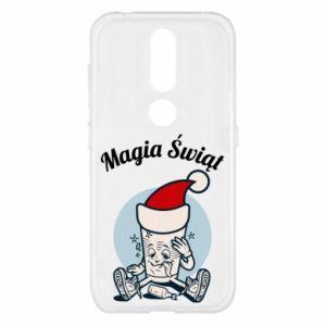 Etui na Nokia 4.2 Magia Świąt