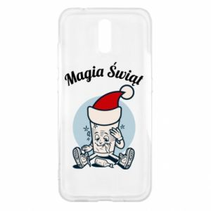 Etui na Nokia 2.3 Magia Świąt