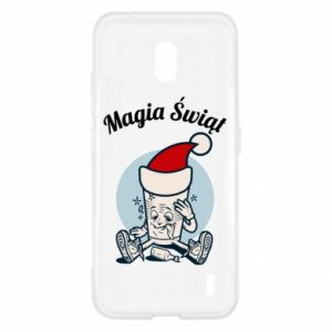 Etui na Nokia 2.2 Magia Świąt