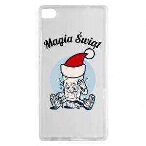 Etui na Huawei P8 Magia Świąt