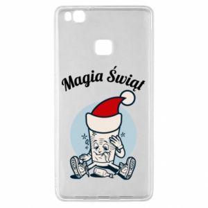Etui na Huawei P9 Lite Magia Świąt