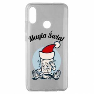 Etui na Huawei Honor 10 Lite Magia Świąt