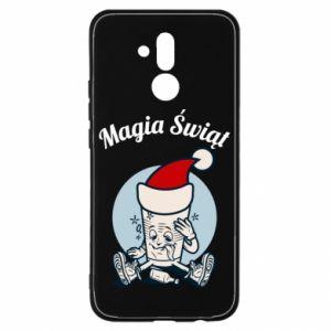 Etui na Huawei Mate 20 Lite Magia Świąt