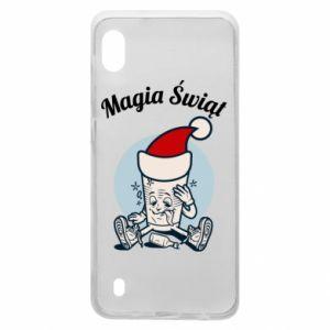Etui na Samsung A10 Magia Świąt